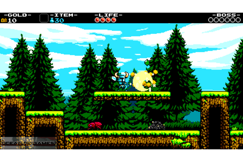 Shovel Knight PC Game Free Download - Ocean Of Games