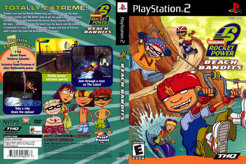 [PS2] Rocket Power – Beach Bandits | ultradoowns