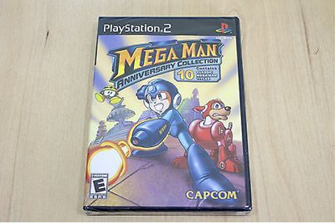 MEGAMAN X COLLECTION- NUEVO- NEW PLAYSTATION 2- NTSC USA ...