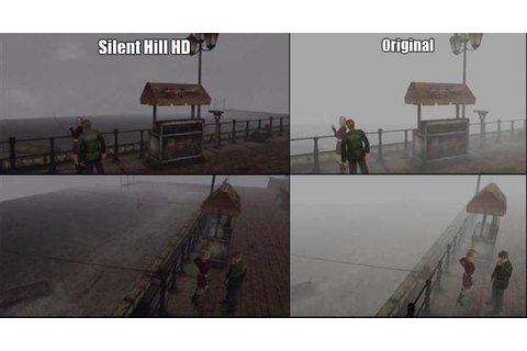 UndergroundReality: Silent Hill HD Collection: One of the ...