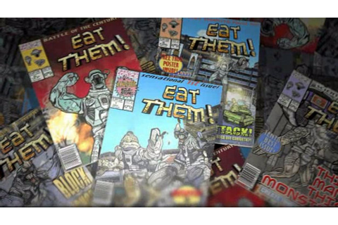 Eat Them!™ Game | PS3 - PlayStation