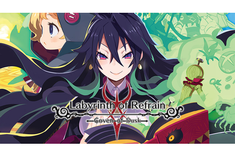 Labyrinth of Refrain: Coven of Dusk Heading To Switch ...