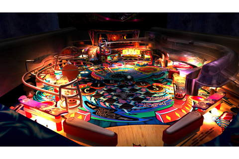 Pinball Arcade HD Wallpaper | Background Image | 1920x1080 ...