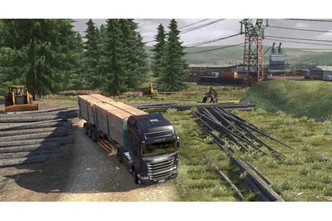 Scania Truck Driving Simulator Free Download PC Game Full ...