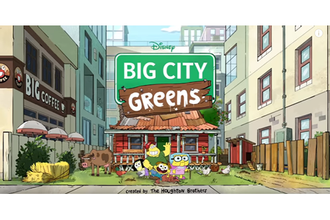 Big City Greens is Coming to Disney XD – The Game of Nerds