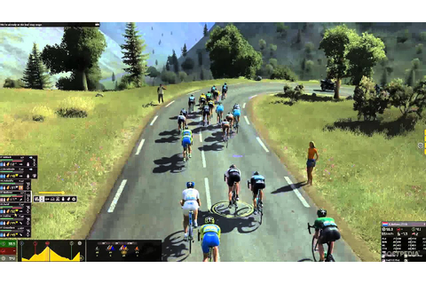 Pro Cycling Manager 2015 Gameplay - YouTube