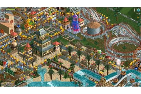 Tips and Tricks - RollerCoaster Tycoon Classics Wiki Guide ...
