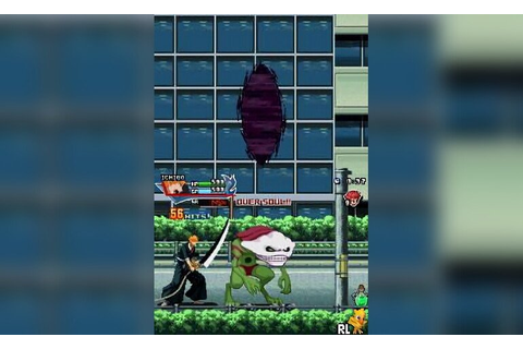 Play Bleach DS 4th - Flame Bringer (Japan) • Nintendo DS ...