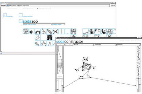 SE - QMUL backed model-building game Sodaconstructor ...