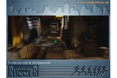 Urban Runner: Lost in Town :: DJ OldGames