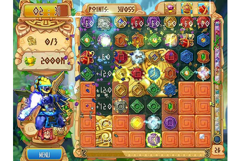 The Treasures of Montezuma 5 > iPad, iPhone, Android, Mac ...