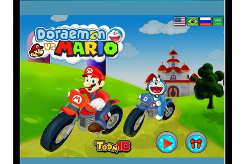 Doraemon Games Doraemon Bike Games - YouTube