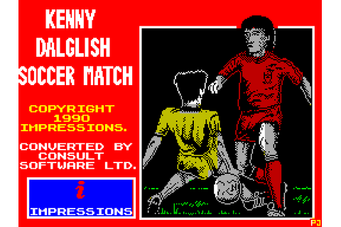 Kenny Dalglish Soccer Match | Top 80's Games
