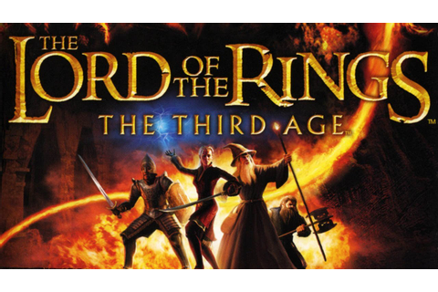 CGR Undertow - THE LORD OF THE RINGS: THE THIRD AGE review ...
