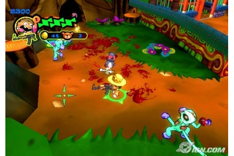Animales de la Muerte - Another high voltage wiiware game ...