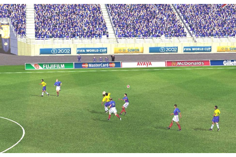 Fifa Football 2002 Free Game Download ~ Full Download Box