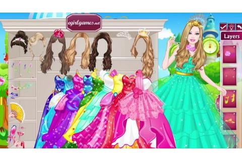 Barbie Makeup Games And Dress Up Games Play - Makeup ... Princess .