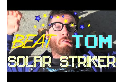Beat Tom - Game Boy Solar Striker - YouTube