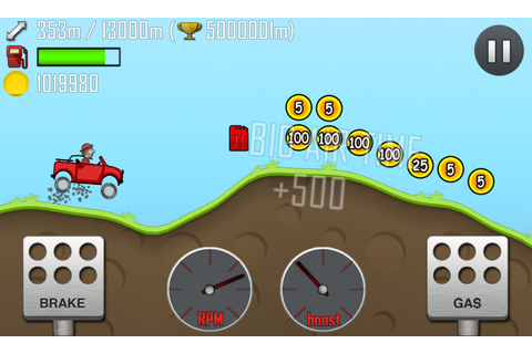 Hill Climb Racing - Android Apps on Google Play