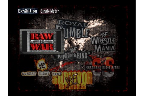 WWF WrestleMania 2000 Download Game | GameFabrique