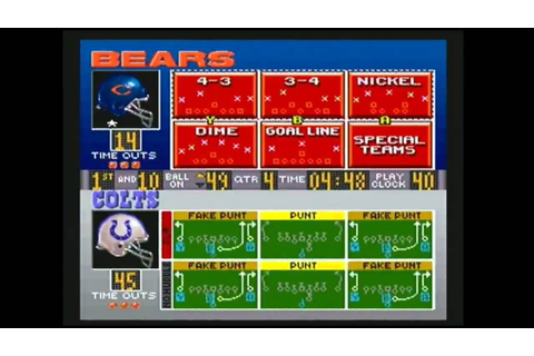 Madden NFL 94 ( snes / super nintendo ) - Retro Sports ...