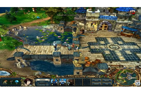 King's Bounty: Crossworlds Free Download full version pc ...