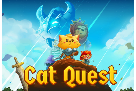Cat Quest Gets a Steam Release Date with PlayStation 4 and ...