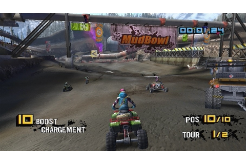 Nay's Game Reviews: Game Review: Motorstorm: Arctic Edge