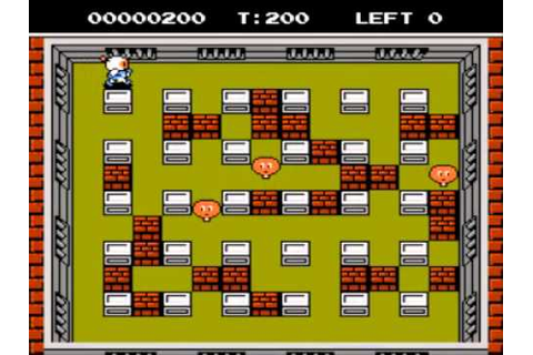 Bomberman 2 juego de family - Game Brox - YouTube