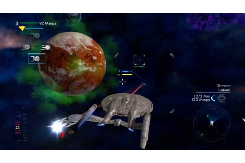 "Star Trek Legacy Mission 3 ""Be my Shepherd"" Xbox 360 - YouTube"