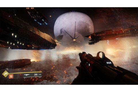 Destiny 2 review: Gaming junk food that we can't put down ...