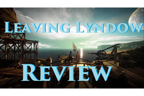 Leaving Lyndow - Review and Gameplay - YouTube