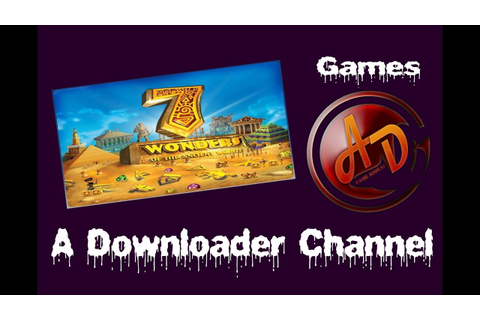 Download 7 Wonders of The Ancient World - Game - YouTube