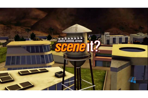 Scene it? Lights, Camera, Action (Intro) - YouTube