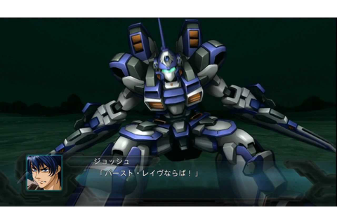 2nd Super Robot Wars OG: Aile Chevalier All Attacks - YouTube