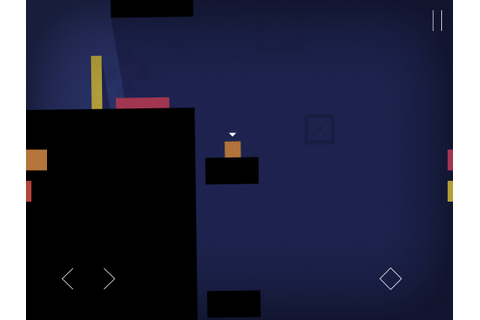 Platform Game Thomas Was Alone Now Available On iPad ...
