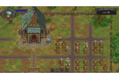 Graveyard Keeper Review - Death Is A Business, and ...