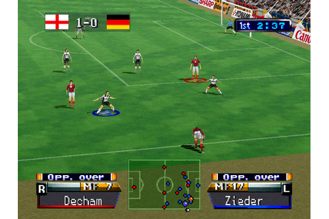 International Superstar Soccer '98 Download Game ...