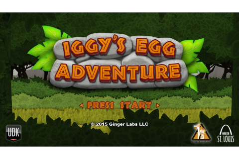 Iggy's Egg Adventure (PC-GAME) - IntercambiosVirtuales