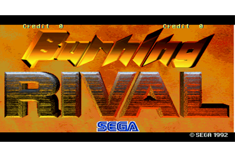 Burning Rival Details - LaunchBox Games Database