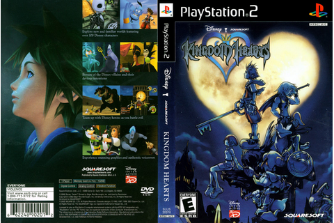 Download Game Ps2 Kingdom Hearts ISO Psx Free - Airlandzz.com