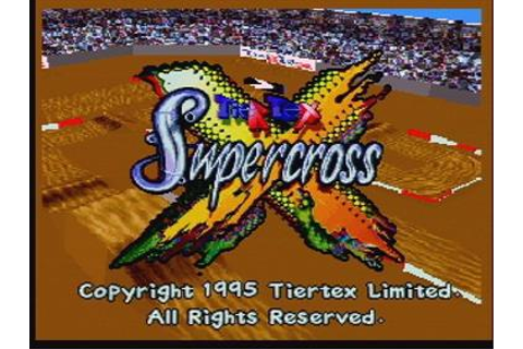 SuperCross 3D Details - LaunchBox Games Database