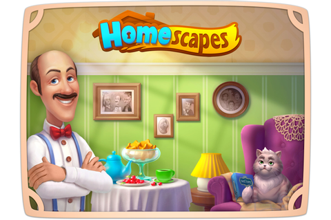 Homescapes For PC Download Free - GamesCatalyst