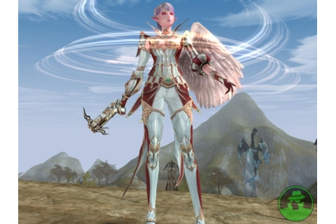 GameSpy: Lineage II: The Kamael First Look - Page 1