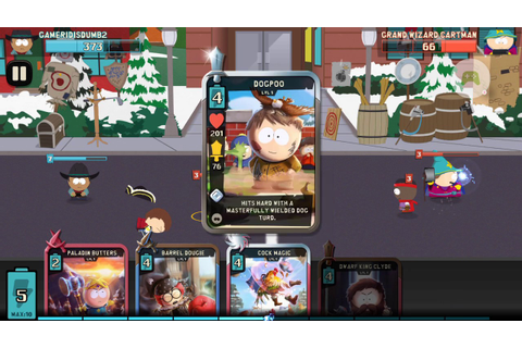 South Park - Mobile Game Phone Destroyer nimmt sich selbst ...