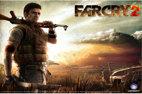 Far Cry 2 Free Download - FREE PC DOWNLOAD GAMES