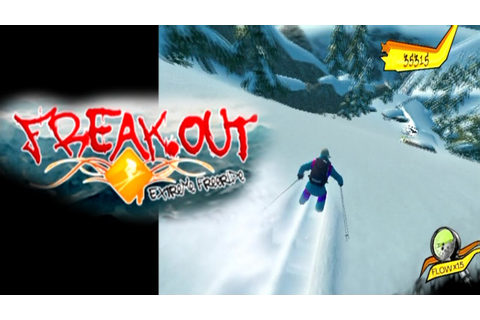 Freak Out: Extreme Freeride ... (PS2) - YouTube