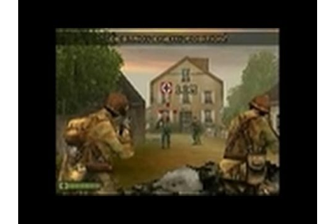 Brothers in Arms DS Nintendo DS Gameplay - Grab the - YouTube