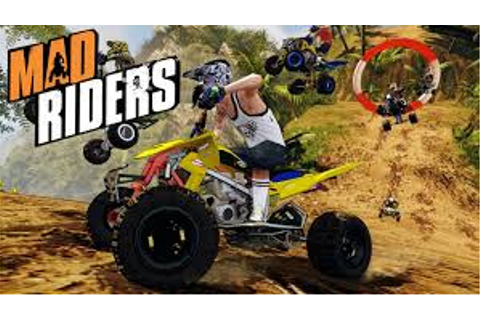 Mad Riders PC Game Highly Compressed Download