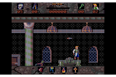 Horror Zombies from the Crypt (1990 - DOS). Ссылки ...